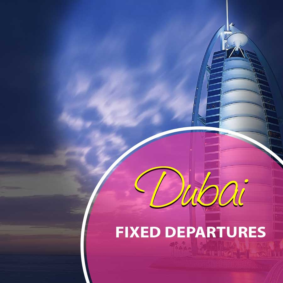 Dubai fixed departures